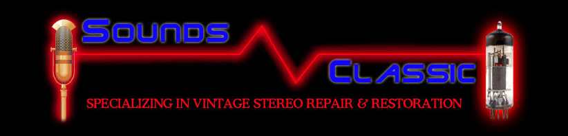 Vintage Stereo | Audio Systems | Speaker Repair | Stereo Service