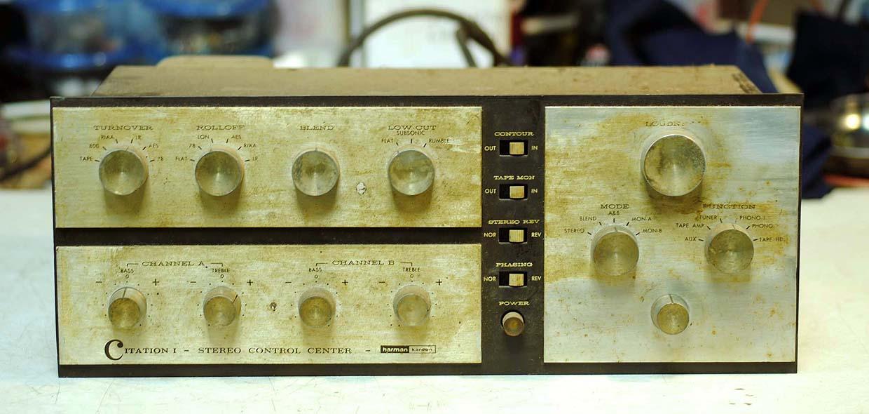 Vintage Audio Restoration | Vintage Audio Service | Electronic Repair
